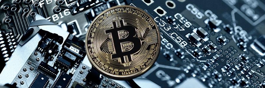 gold Bit coin