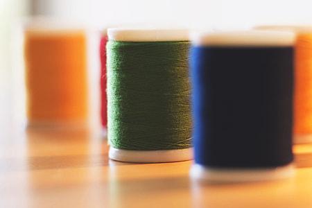 Cotton thread for clothes