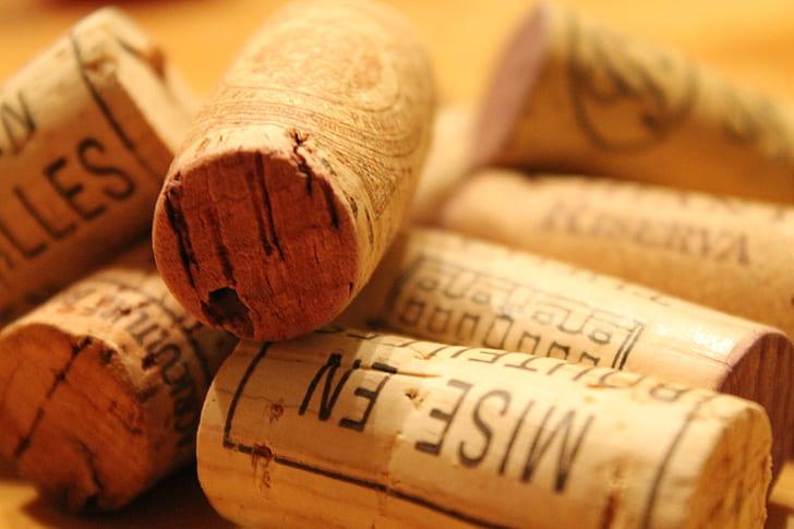 cork lid lot