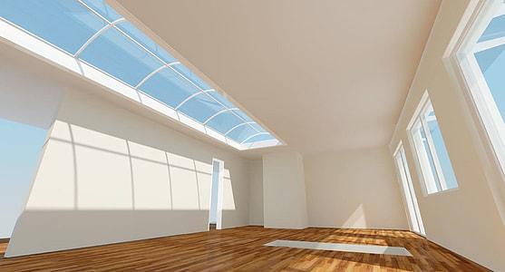 photo of empty room