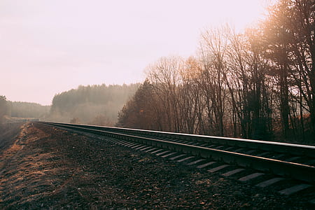 Train Rails Photography