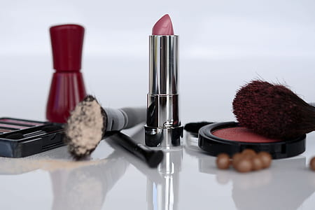 assorted-brand cosmetic collection