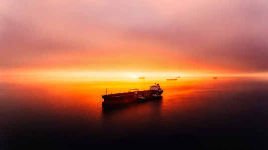 brown ship boat during dawn