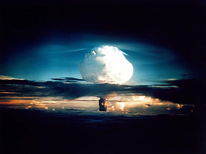 photo, clouds, day, time, hydrogen bomb, atomic bomb