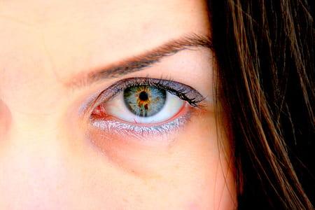 woman eye photography