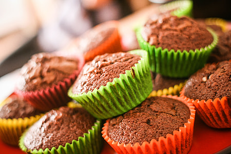 Colorful Muffins