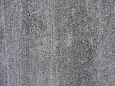 concrete, cement, grey, texture, rough, grunge
