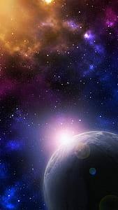 Nebula Galaxy illustration