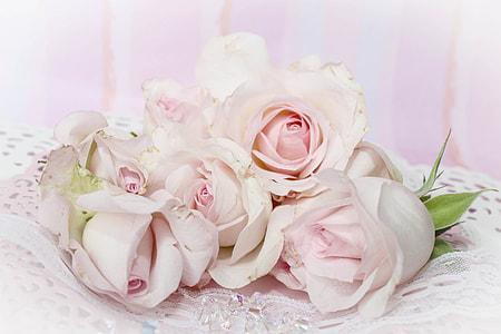 Wedding rose flowers