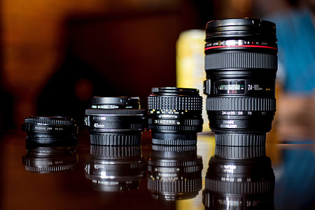 Canon lens for DSLR cameras