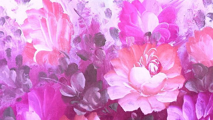 assorted-color petaled flower
