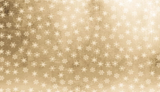 brown floral textile