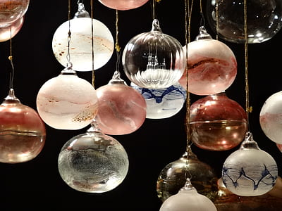 hanging bauble lot