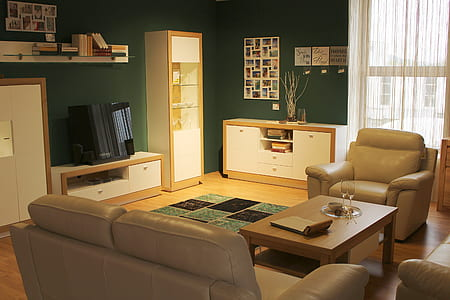 photo of house interior