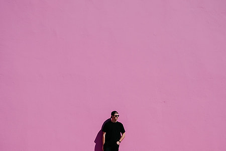 man photography