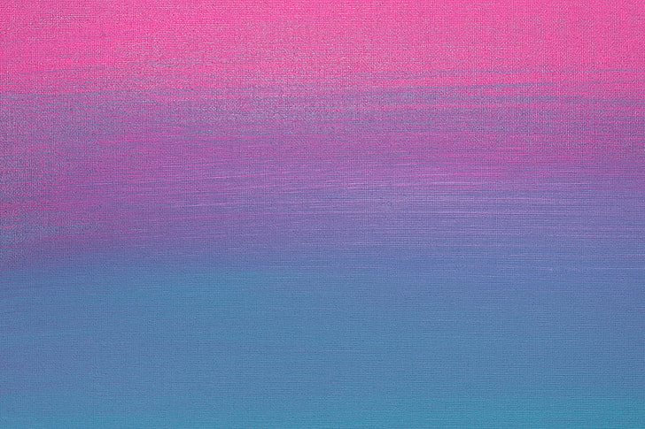 blue and pink ombre color