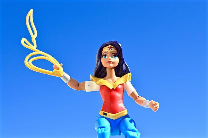 Wonder-Woman action figure