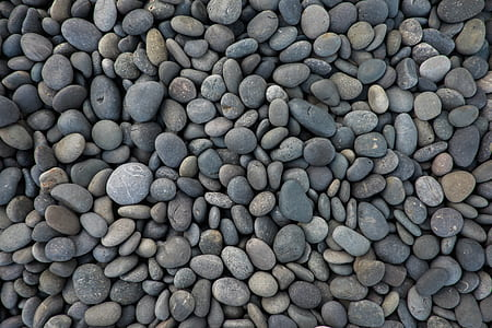 concrete stone lot