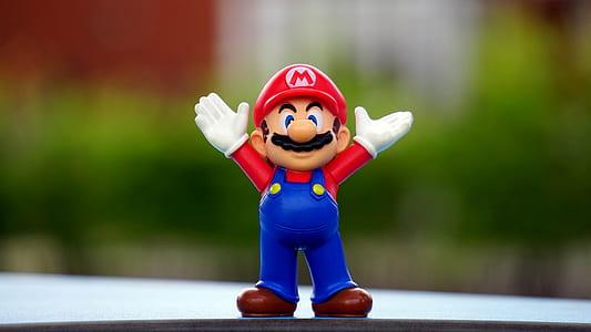 Supermario Standing Figurine
