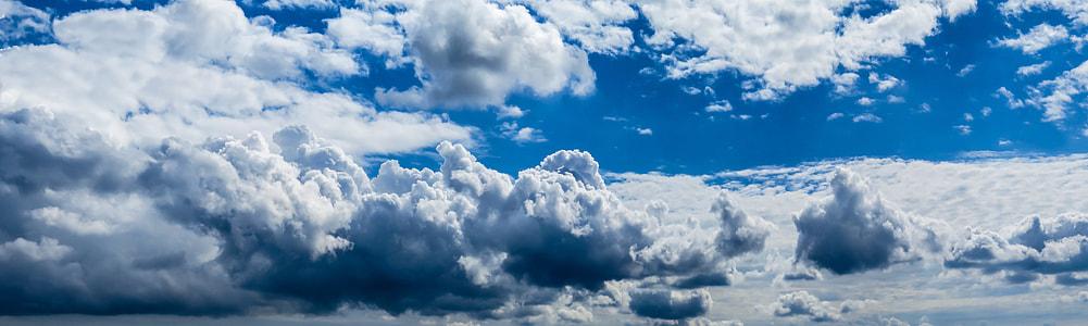 columbus clouds