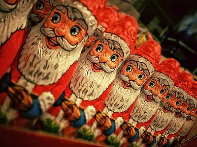 Santa Claus decor lot