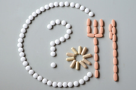 Health pills and tablets