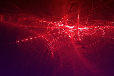 red and purple laser light wallpaper