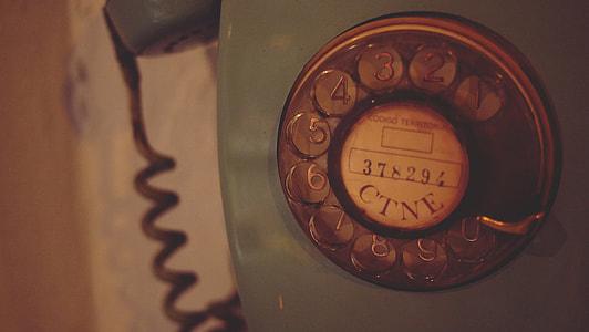Retro Wall Telephone
