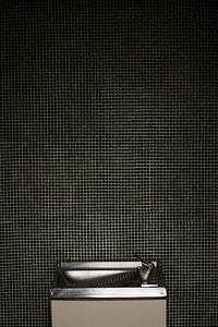 silver, water fountain, fountain, grid, pattern, drink