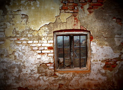 close up photo of close glass window