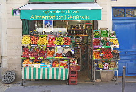 Alimentation Genrale store