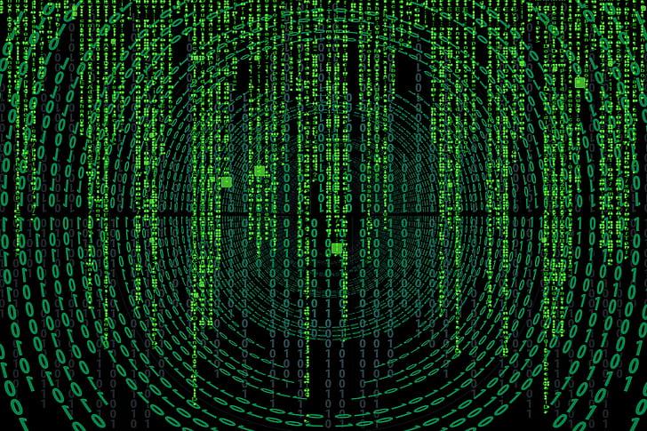matrix code
