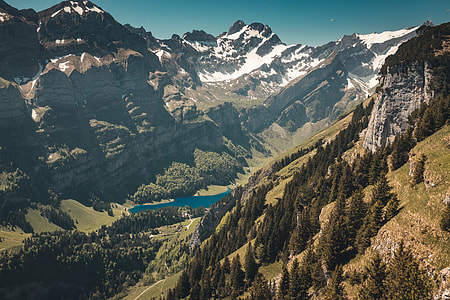 Alps of Switzerland