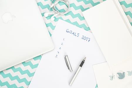 goals 2017 printer paper