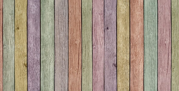 brown and multi-colored wooded board