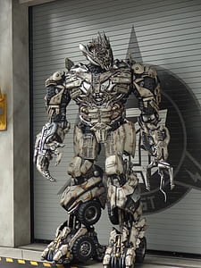 Transformers Decepticons Megatron