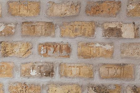 Closeup Brick Work