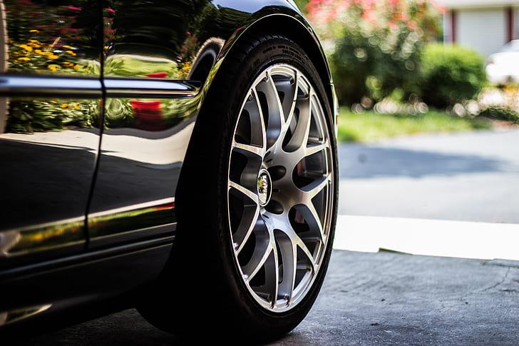 car tire, car hubcap, auto tire, car wheel, hubcap, car