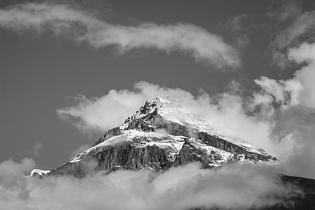 Swiss Alps Mountain View