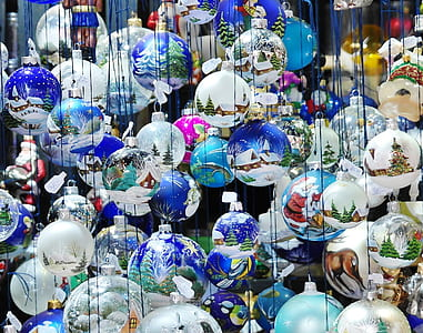photo of assorted baubles