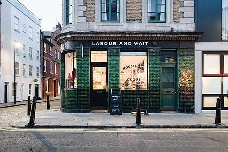 building, architecture, pub, bar, street