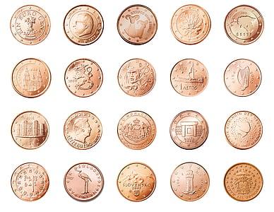 Brass Round Coin Pattern