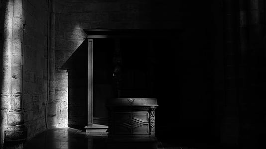 dark, night, wall, building, nichola