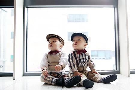 baby's fedora hats