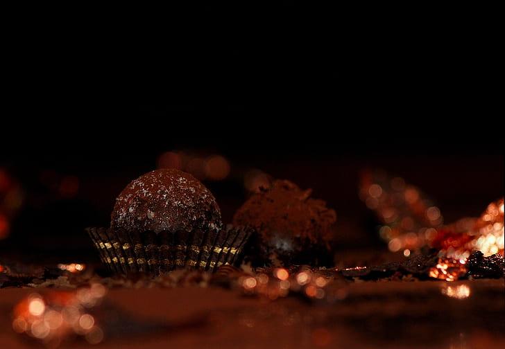 praline, chocolate, nibble, sweetness, gourmet, brand