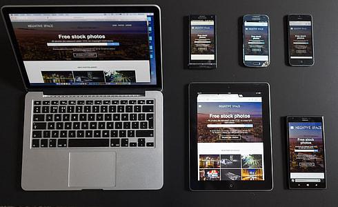 Mobile Device Laptop MacBook