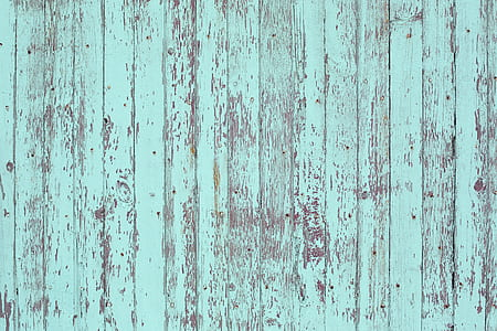 mint green wooden surface