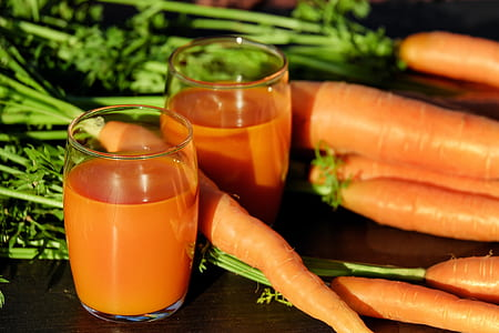 carrot kuice