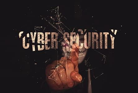 Cyber Security digital wallpaper