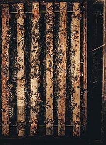 brown pallet